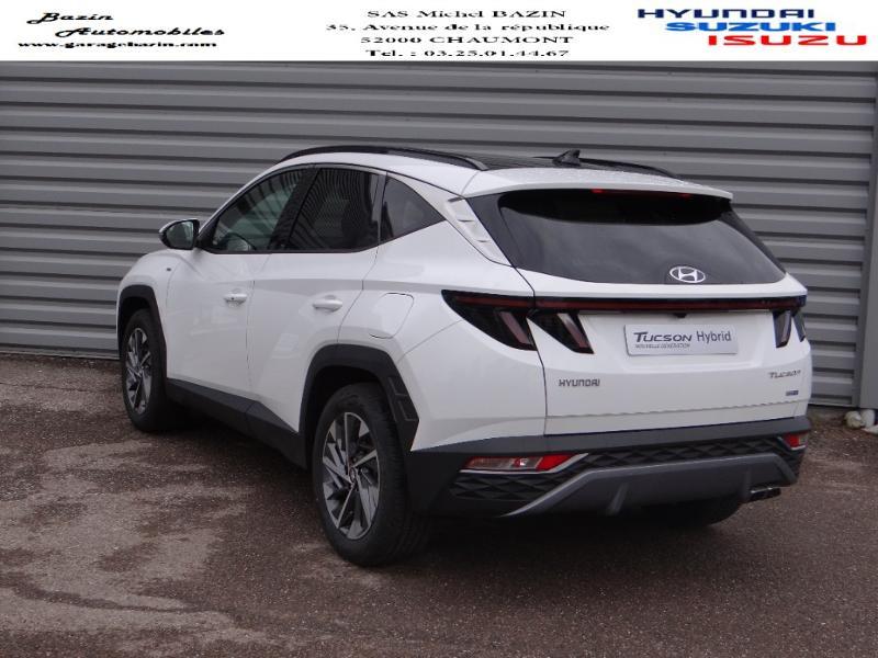 Photo 2 de l'offre de HYUNDAI Tucson 1.6 CRDI 136ch Hybrid 48v Creative DCT7 à 33990€ chez Garage Bazin