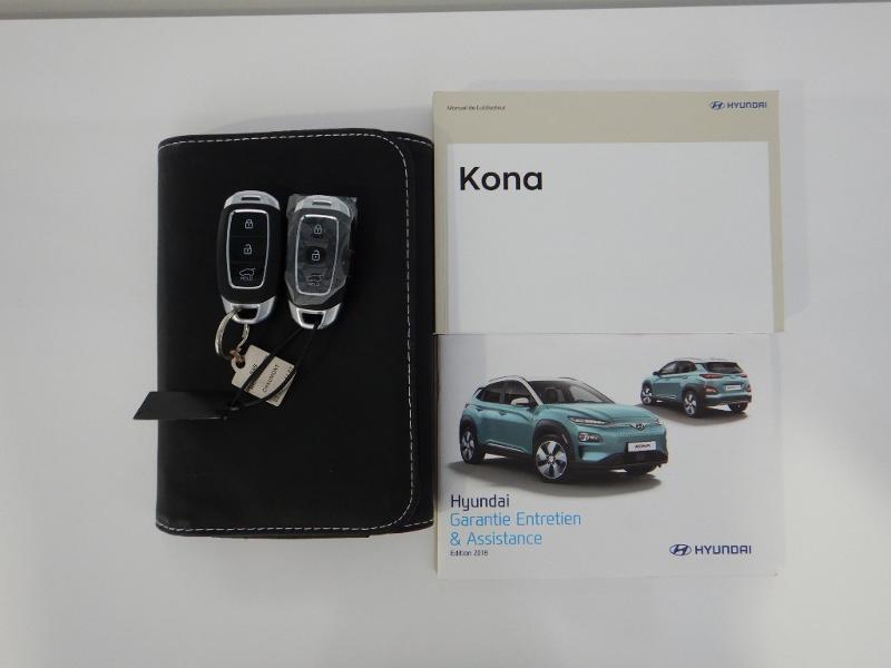 Photo 23 de l'offre de HYUNDAI Kona 1.6 CRDi 136ch Creative DCT-7 Euro6d-T EVAP à 18490€ chez Garage Bazin