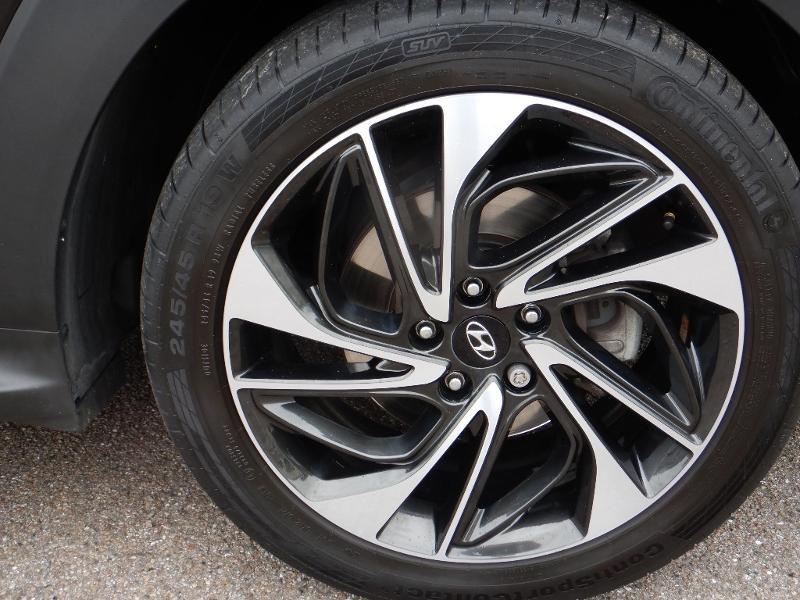 Photo 27 de l'offre de HYUNDAI Tucson 2.0 CRDI 185ch hybrid 48V Executive HTRAC BVA8 Euro6d-Evap à 30490€ chez Garage Bazin