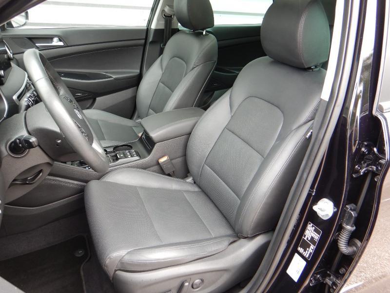 Photo 20 de l'offre de HYUNDAI Tucson 2.0 CRDI 185ch hybrid 48V Executive HTRAC BVA8 Euro6d-Evap à 30490€ chez Garage Bazin