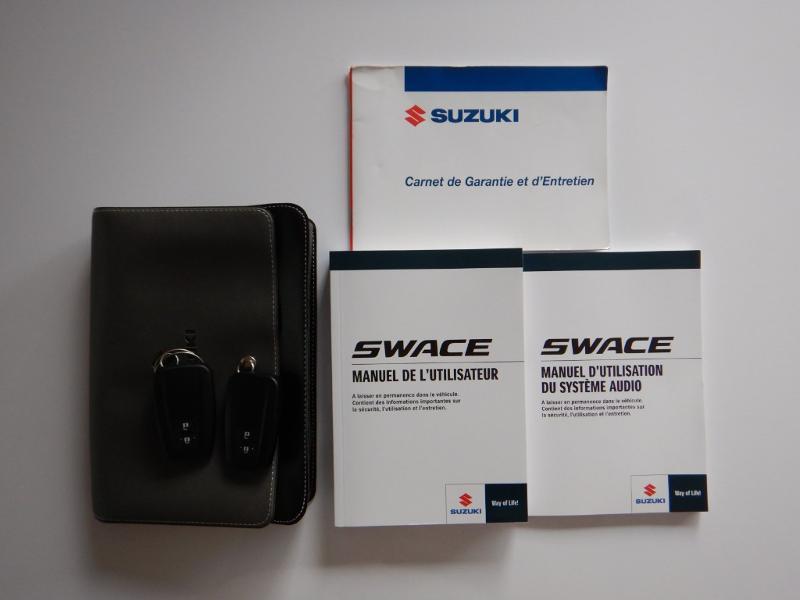 Photo 27 de l'offre de SUZUKI Swace 1.8 Hybrid 122ch Pack à 22590€ chez Garage Bazin