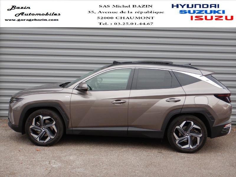 Photo 2 de l'offre de HYUNDAI Tucson 1.6 CRDI 136ch Hybrid 48v Executive DCT7 à 35990€ chez Garage Bazin