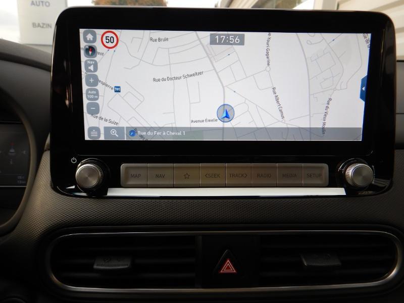 Photo 17 de l'offre de HYUNDAI Kona Electric 136ch Creative Euro6d-T EVAP 2cv à 26300€ chez Garage Bazin