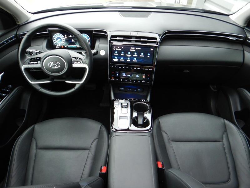 Photo 7 de l'offre de HYUNDAI Tucson 1.6 CRDI 136ch Hybrid 48v Executive DCT7 à 35990€ chez Garage Bazin