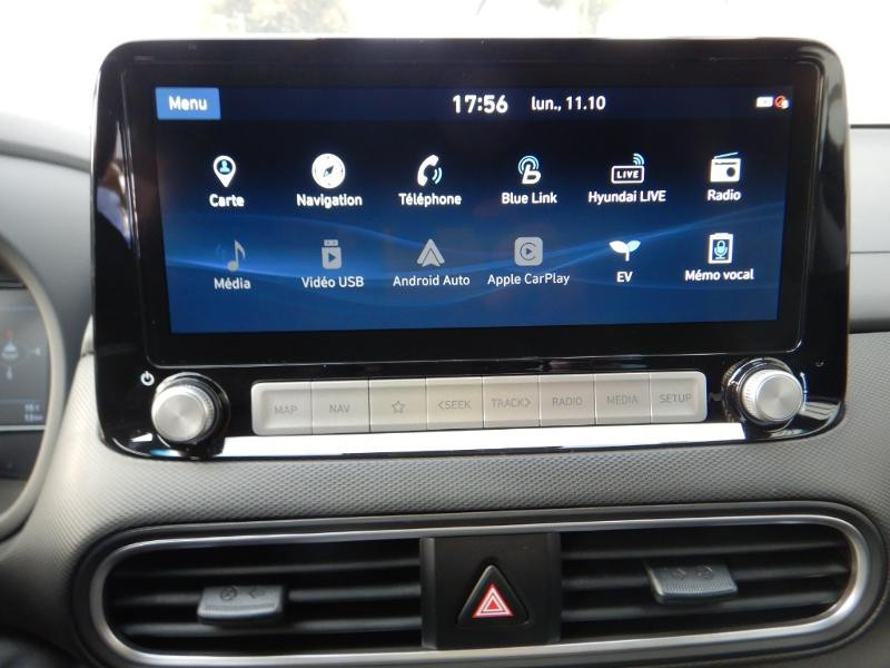 Photo 16 de l'offre de HYUNDAI Kona Electric 136ch Creative Euro6d-T EVAP 2cv à 26300€ chez Garage Bazin