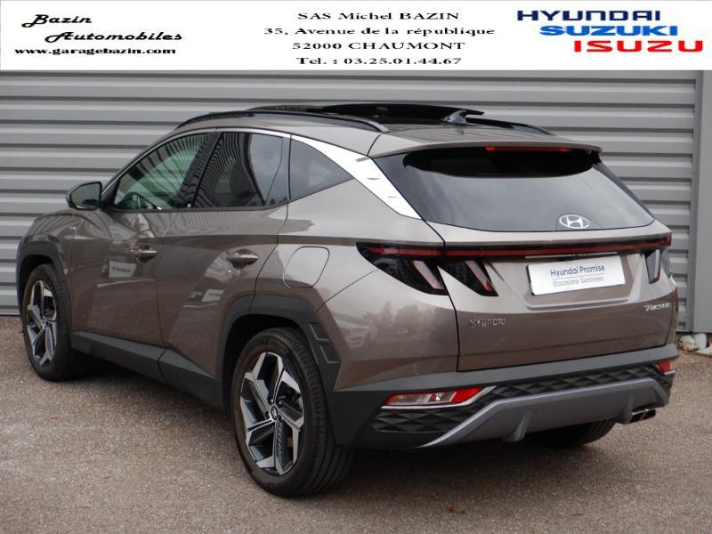 Photo 3 de l'offre de HYUNDAI Tucson 1.6 CRDI 136ch Hybrid 48v Executive DCT7 à 35990€ chez Garage Bazin