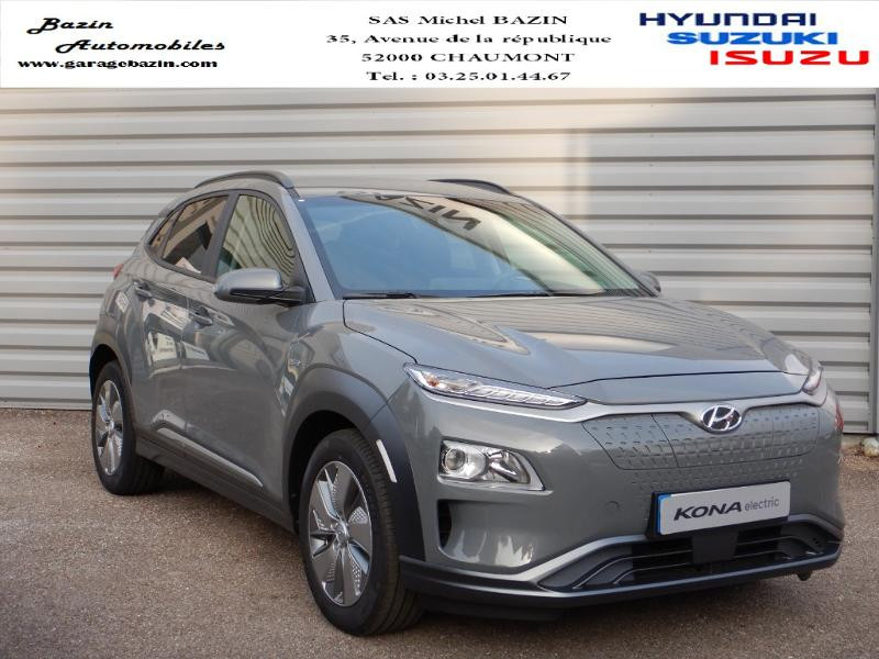 Hyundai Kona Electric 136ch Creative Euro6d-T EVAP 2cv Electrique GALACTIC GRAY METAL Occasion à vendre