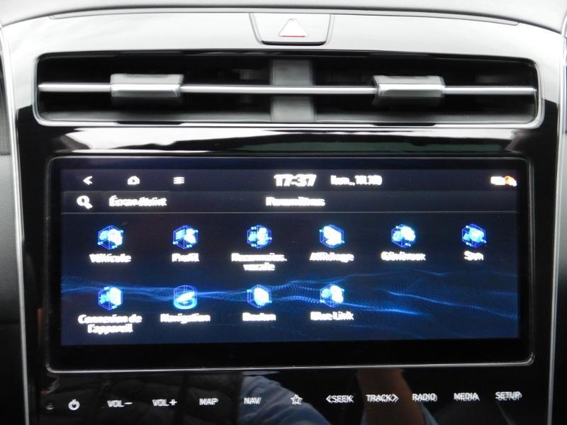 Photo 17 de l'offre de HYUNDAI Tucson 1.6 CRDI 136ch Hybrid 48v Executive DCT7 à 35990€ chez Garage Bazin