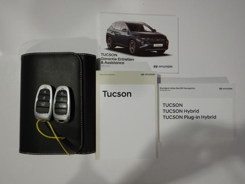 Photo 34 de l'offre de HYUNDAI Tucson 1.6 CRDI 136ch Hybrid 48v Executive DCT7 à 35990€ chez Garage Bazin