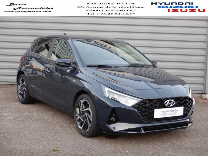 Hyundai i20 1.0 T-GDi 100ch Creative Hybrid Essence AURORA GRAY Occasion à vendre