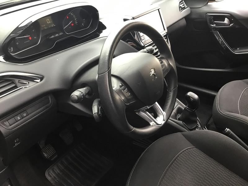 Photo 6 de l'offre de PEUGEOT 208 1.6 BLUEHDI 100CH ACTIVE 5P à 12990€ chez BCP Automobiles