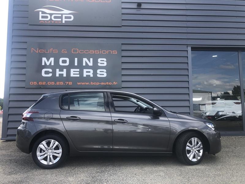 Photo 2 de l'offre de PEUGEOT 308 1.6 BLUEHDI 120CH ACTIVE BUSINESS S&S 5P à 16990€ chez BCP Automobiles