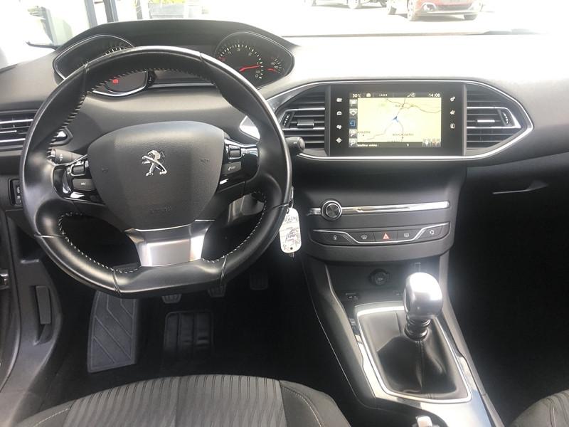Photo 5 de l'offre de PEUGEOT 308 1.6 BLUEHDI 120CH ACTIVE BUSINESS S&S 5P à 16990€ chez BCP Automobiles