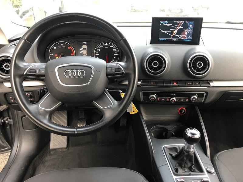 Photo 5 de l'offre de AUDI A3 SPORTBACK 1.6 TDI 105CH FAP AMBIENTE à 13990€ chez BCP Automobiles