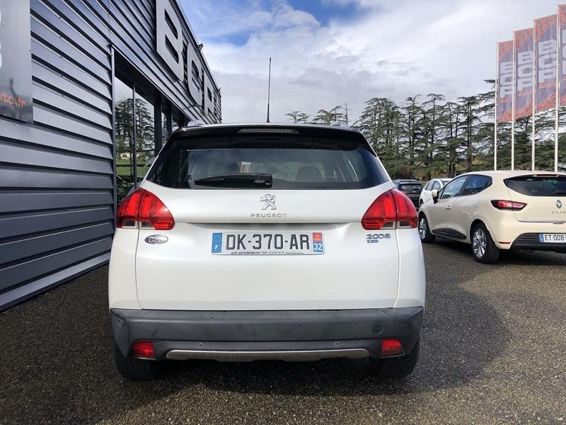 Photo 11 de l'offre de PEUGEOT 2008 1.6 E-HDI115 FAP ALLURE à 11990€ chez BCP Automobiles