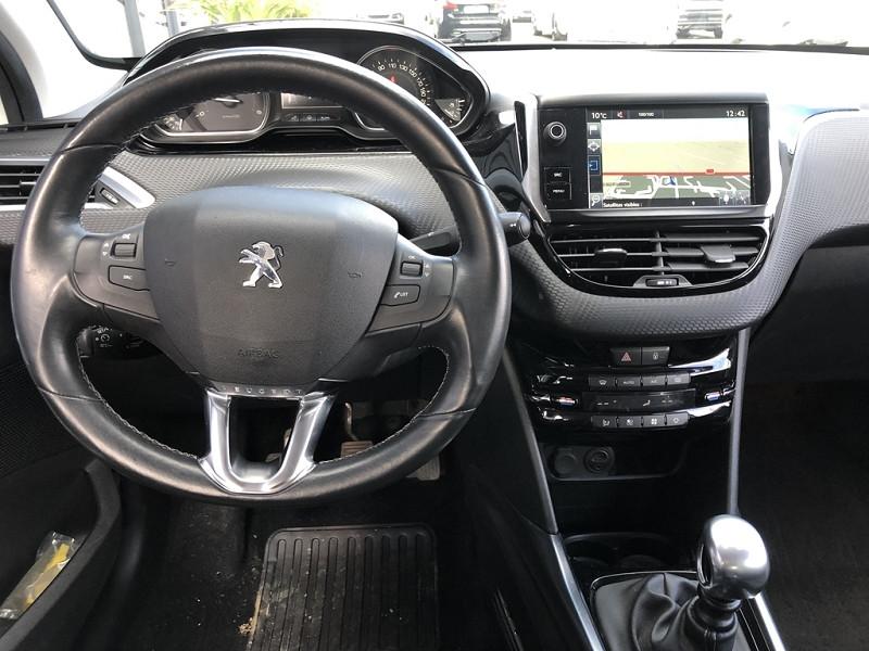 Photo 5 de l'offre de PEUGEOT 2008 1.6 E-HDI115 FAP ALLURE à 11990€ chez BCP Automobiles