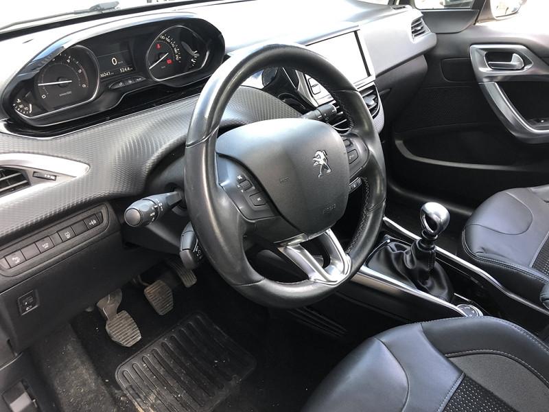 Photo 6 de l'offre de PEUGEOT 2008 1.6 E-HDI115 FAP ALLURE à 11990€ chez BCP Automobiles