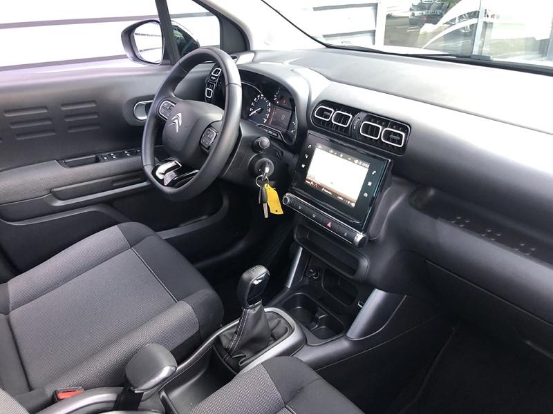Photo 7 de l'offre de CITROEN C3 AIRCROSS PURETECH 110CH S&S SHINE à 15990€ chez BCP Automobiles