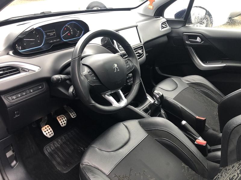 Photo 6 de l'offre de PEUGEOT 208 1.6 E-HDI FAP FELINE 4CV 5P à 9590€ chez BCP Automobiles