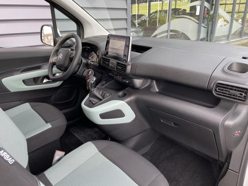 Photo 7 de l'offre de CITROEN BERLINGO M BLUEHDI 100CH S&S FEEL PACK à 22990€ chez BCP Automobiles