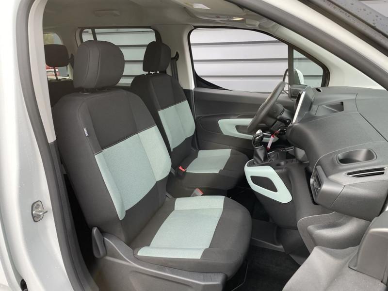 Photo 8 de l'offre de CITROEN BERLINGO M BLUEHDI 100CH S&S FEEL PACK à 22990€ chez BCP Automobiles