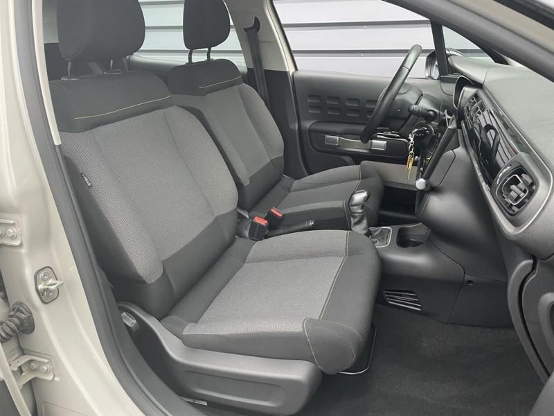 Photo 9 de l'offre de CITROEN C3 PURETECH 110CH SHINE S&S à 13990€ chez BCP Automobiles