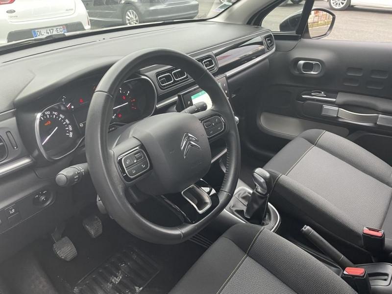 Photo 7 de l'offre de CITROEN C3 PURETECH 110CH SHINE S&S à 13990€ chez BCP Automobiles