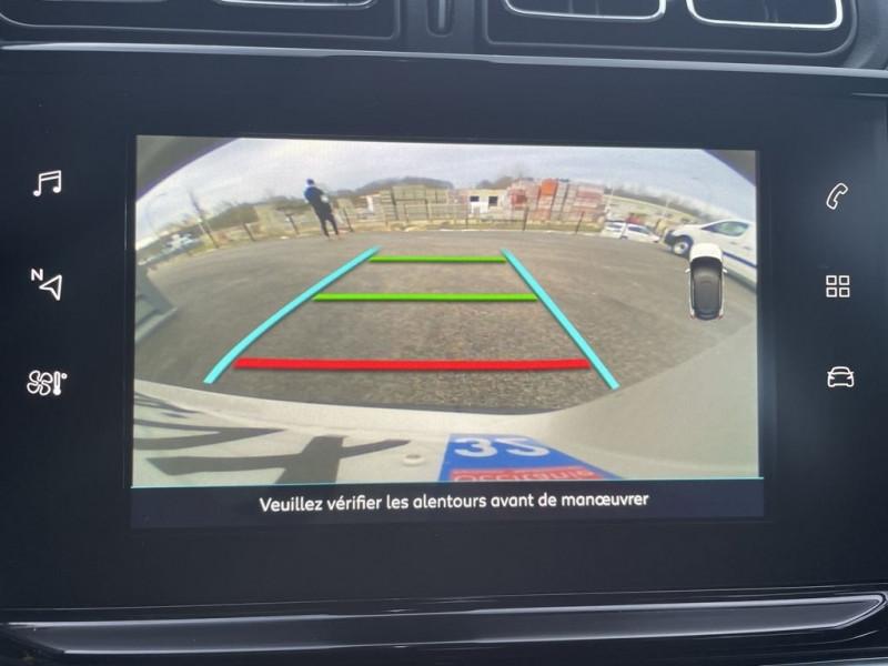 Photo 6 de l'offre de CITROEN C3 PURETECH 110CH SHINE S&S à 13990€ chez BCP Automobiles