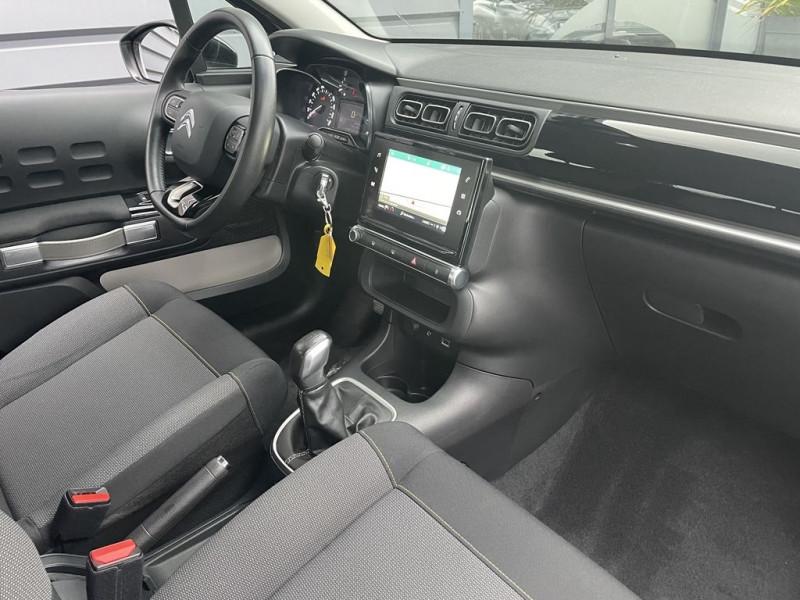 Photo 8 de l'offre de CITROEN C3 PURETECH 110CH SHINE S&S à 13990€ chez BCP Automobiles