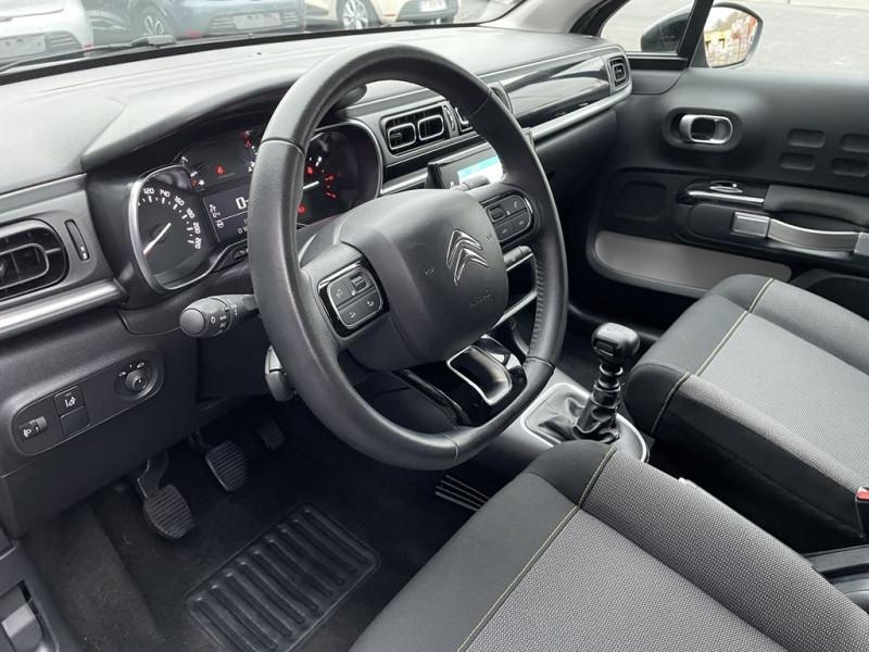 Photo 6 de l'offre de CITROEN C3 PURETECH 110CH SHINE S&S E6.D-TEMP à 14990€ chez BCP Automobiles