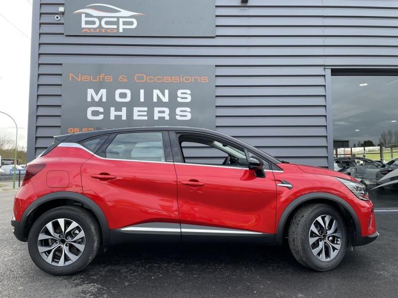 Photo 2 de l'offre de RENAULT CAPTUR II 1.6 E-TECH PLUG-IN 160CH INTENS à 28990€ chez BCP Automobiles