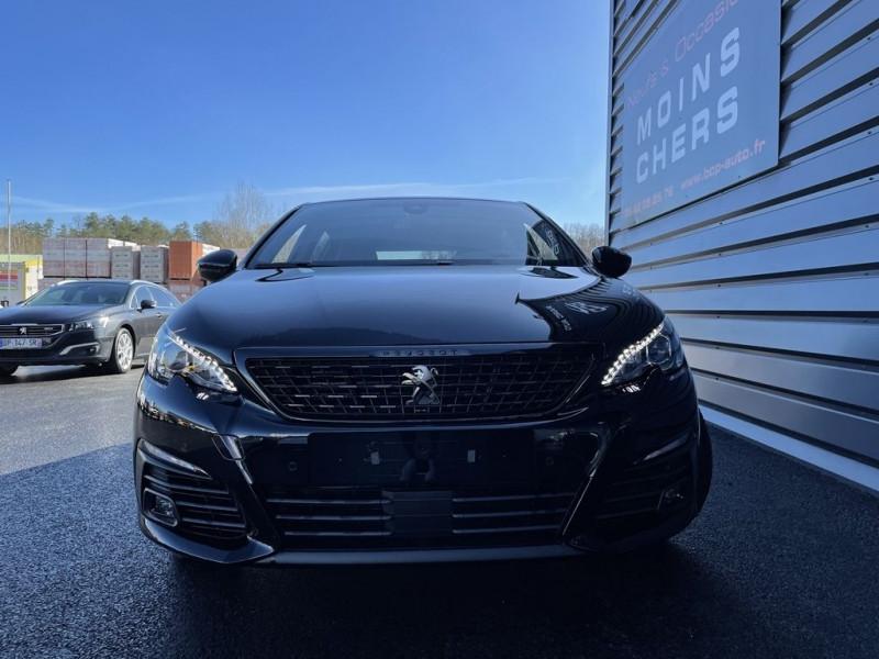 Photo 11 de l'offre de PEUGEOT 308 1.5 BLUEHDI 130CH S&S GT EAT8 à 26990€ chez BCP Automobiles