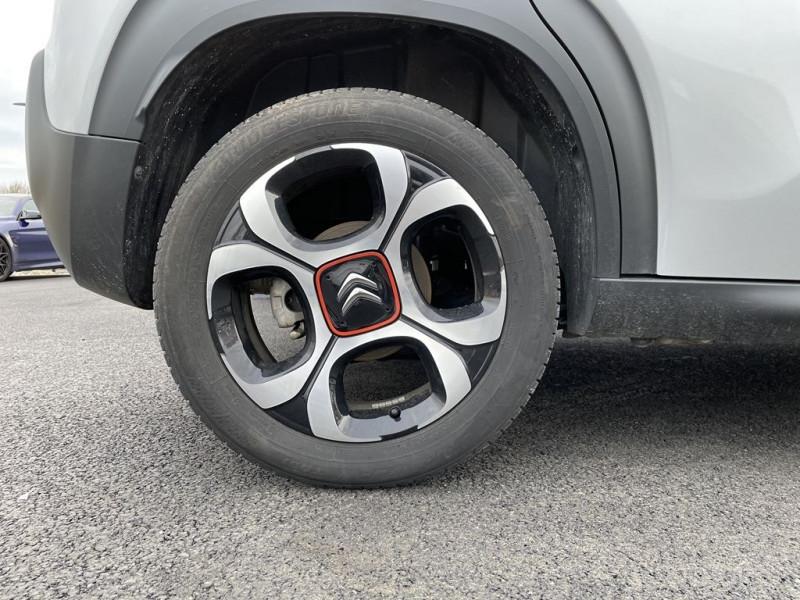 Photo 10 de l'offre de CITROEN C3 AIRCROSS BLUEHDI 120CH S&S SHINE EAT6 E6.D-TEMP à 21990€ chez BCP Automobiles