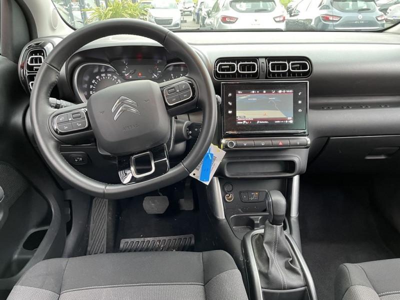 Photo 5 de l'offre de CITROEN C3 AIRCROSS BLUEHDI 120CH S&S SHINE EAT6 E6.D-TEMP à 21990€ chez BCP Automobiles