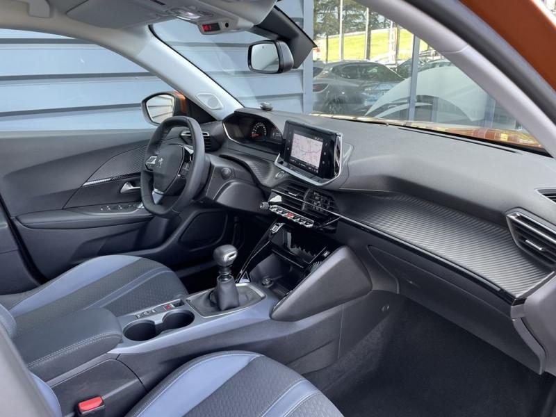 Photo 8 de l'offre de PEUGEOT 2008 1.5 BLUEHDI 100CH S&S ALLURE à 25990€ chez BCP Automobiles