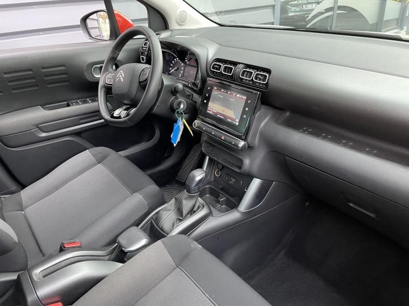 Photo 8 de l'offre de CITROEN C3 AIRCROSS BLUEHDI 120CH S&S SHINE EAT6 E6.D-TEMP à 21990€ chez BCP Automobiles