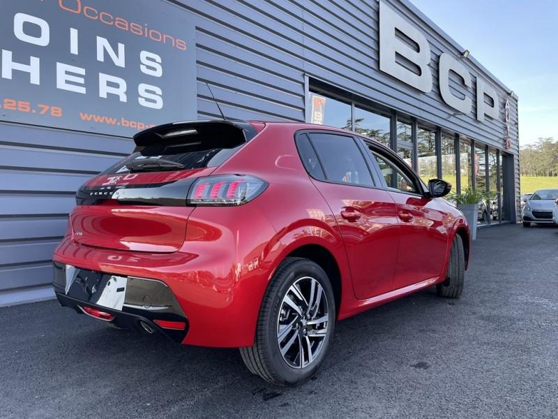 Photo 3 de l'offre de PEUGEOT 208 1.5 BLUEHDI 100CH S&S ALLURE à 22490€ chez BCP Automobiles