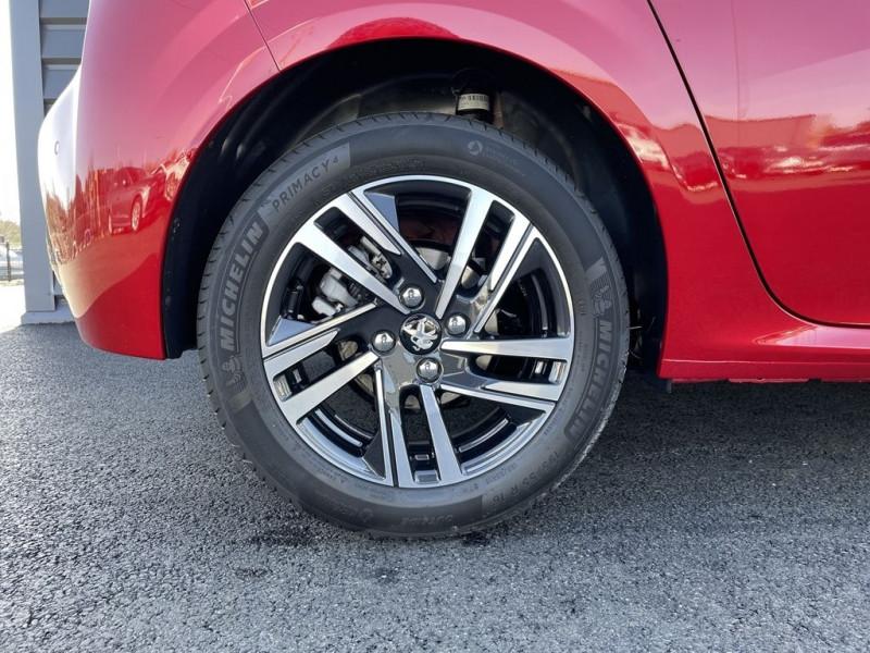 Photo 11 de l'offre de PEUGEOT 208 1.5 BLUEHDI 100CH S&S ALLURE à 22490€ chez BCP Automobiles