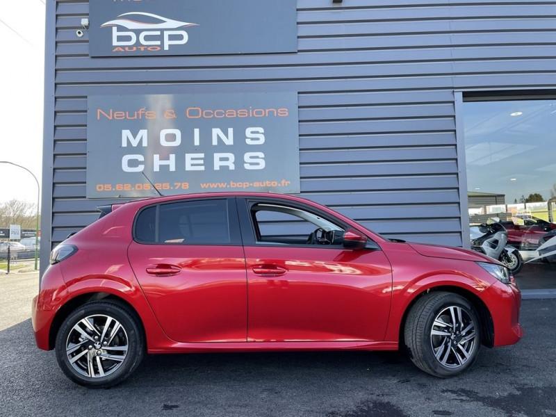 Photo 2 de l'offre de PEUGEOT 208 1.5 BLUEHDI 100CH S&S ALLURE à 22490€ chez BCP Automobiles