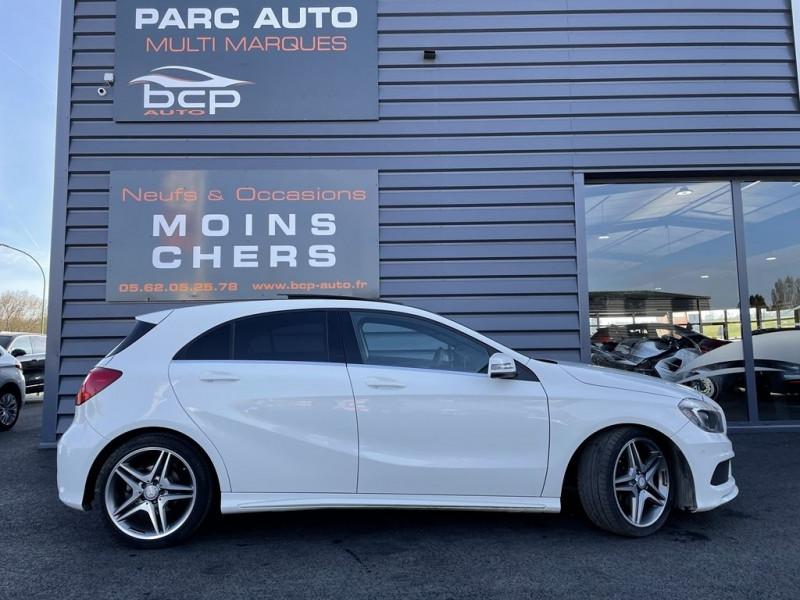 Photo 2 de l'offre de MERCEDES-BENZ CLASSE A (W176) 200 CDI FASCINATION à 14990€ chez BCP Automobiles