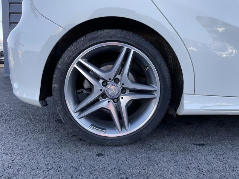 Photo 10 de l'offre de MERCEDES-BENZ CLASSE A (W176) 200 CDI FASCINATION à 14990€ chez BCP Automobiles