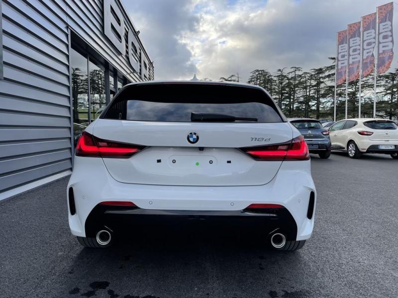 Photo 12 de l'offre de BMW SERIE 1 (F40) 118DA 150CH M SPORT 8CV à 35550€ chez BCP Automobiles