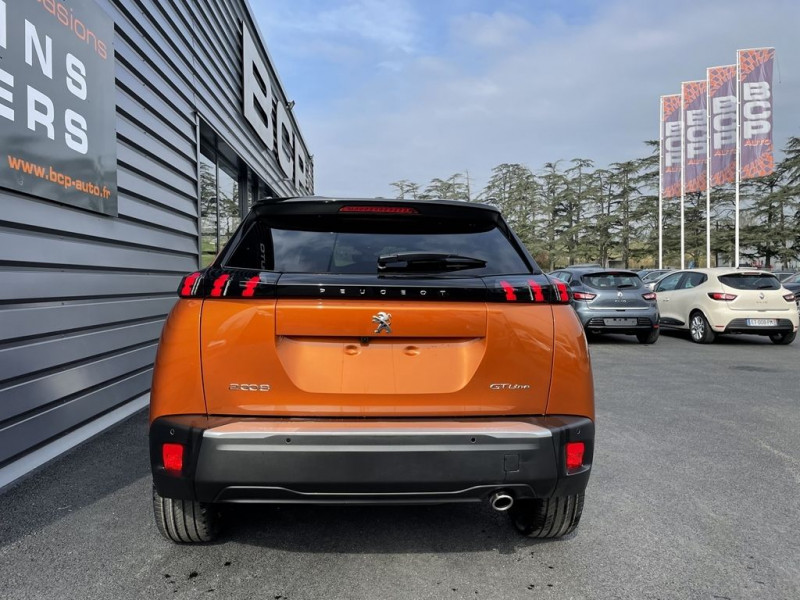 Photo 14 de l'offre de PEUGEOT 2008 1.5 BLUEHDI 130CH S&S GT LINE EAT8 7CV à 31990€ chez BCP Automobiles
