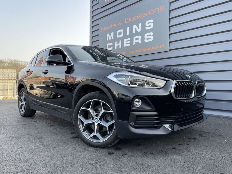 Bmw X2 SDRIVE18DA 150CH BUSINESS DESIGN EURO6D-T 118G Occasion à vendre