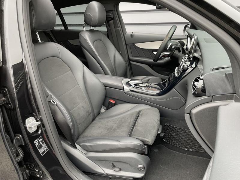 Photo 8 de l'offre de MERCEDES-BENZ GLC COUPE 250 D 204CH FASCINATION 4MATIC 9G-TRONIC EURO6C à 45990€ chez BCP Automobiles