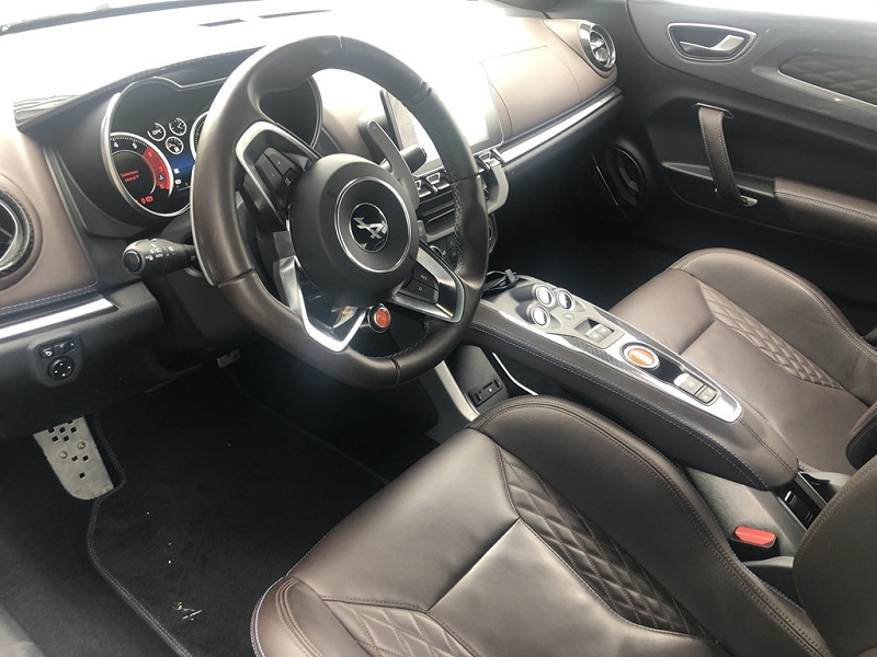 Photo 8 de l'offre de ALPINE A110 1.8T 252CH LEGENDE à 64990€ chez BCP Automobiles