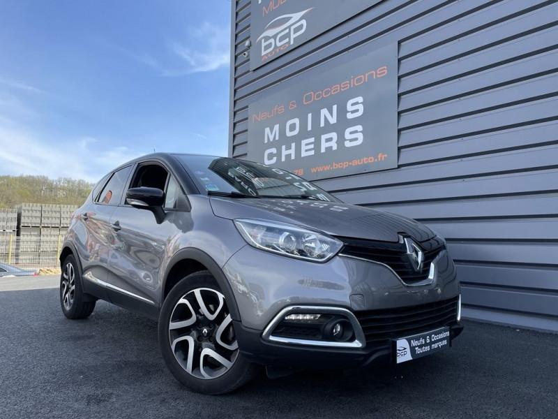 Renault CAPTUR 1.2 TCE 120CH INTENS EDC Essence GRIS FONCE Occasion à vendre