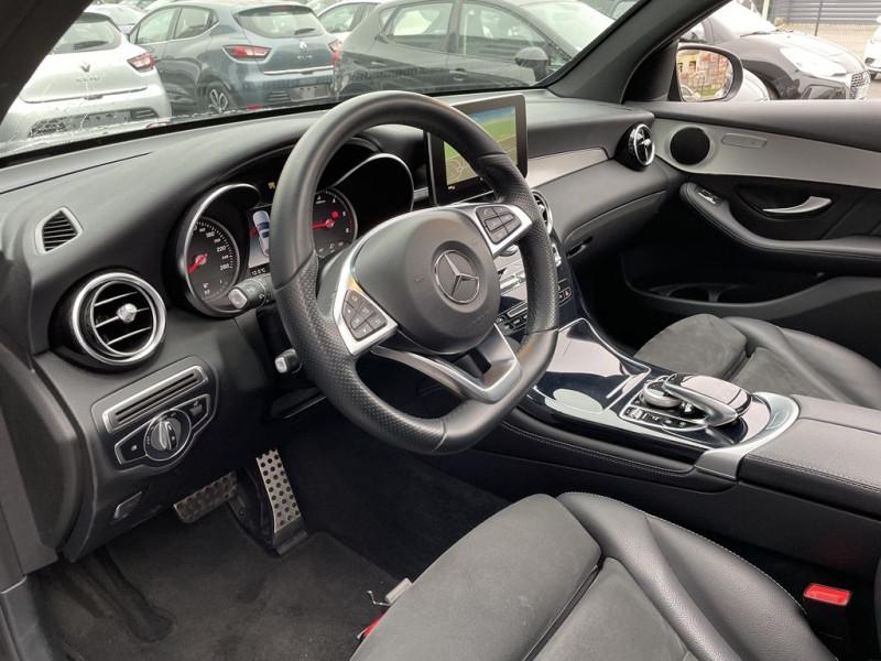Photo 7 de l'offre de MERCEDES-BENZ GLC COUPE 250 D 204CH FASCINATION 4MATIC 9G-TRONIC EURO6C à 45990€ chez BCP Automobiles