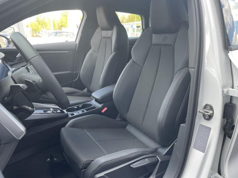 Photo 10 de l'offre de AUDI A3 SPORTBACK 35 TDI 150CH DESIGN S TRONIC 7 EURO6D-T 112G à 36490€ chez BCP Automobiles