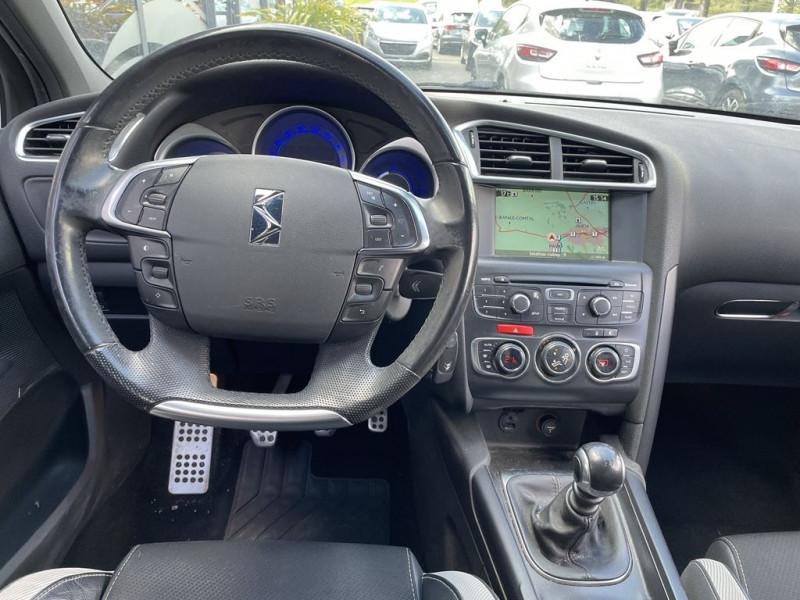 Photo 5 de l'offre de CITROEN DS4 1.6 E-HDI115 AIRDREAM SO CHIC à 7990€ chez BCP Automobiles